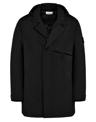 STONE ISLAND Mid-length jacket 40529 TANK SHIELD - MULTI LAYER FUSION TECHNOLOGY