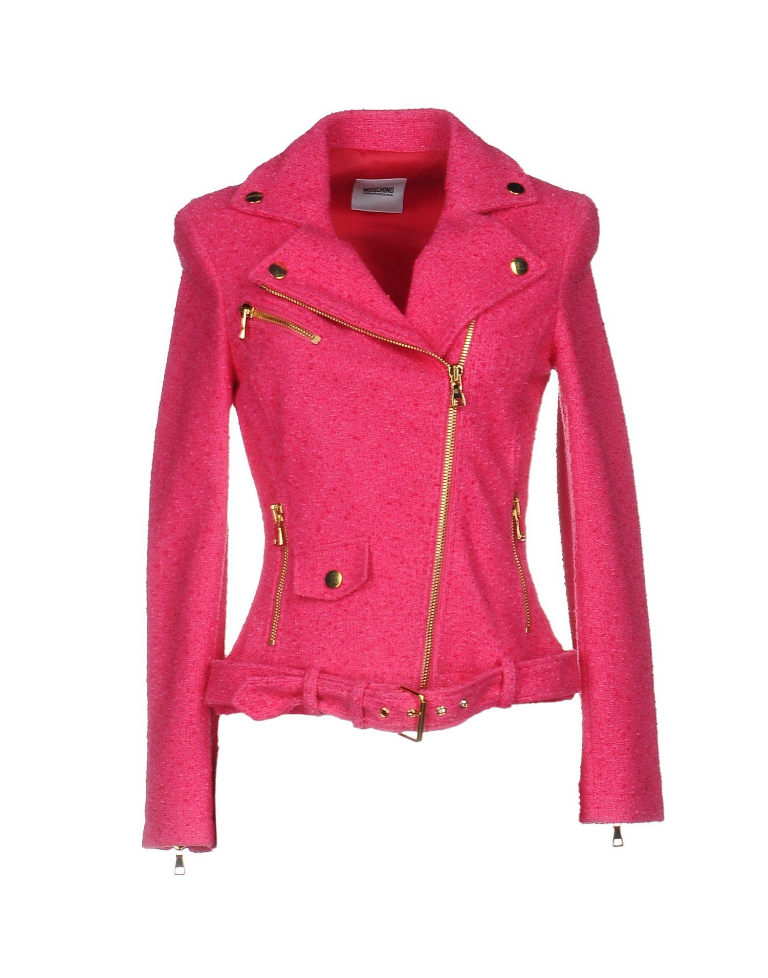 MOSCHINO CHEAP AND CHIC Куртка стоимость
