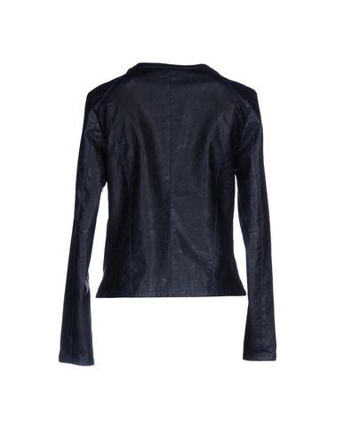 Фото 2 - Женскую куртку FREEDOMDAY темно-синего цвета