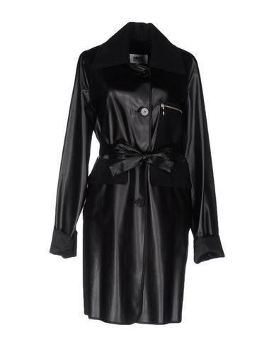 Легкое пальто MM6 by MAISON MARGIELA 41674286DP