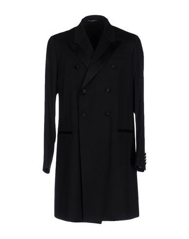 Легкое пальто DOLCE & GABBANA 41674838OW