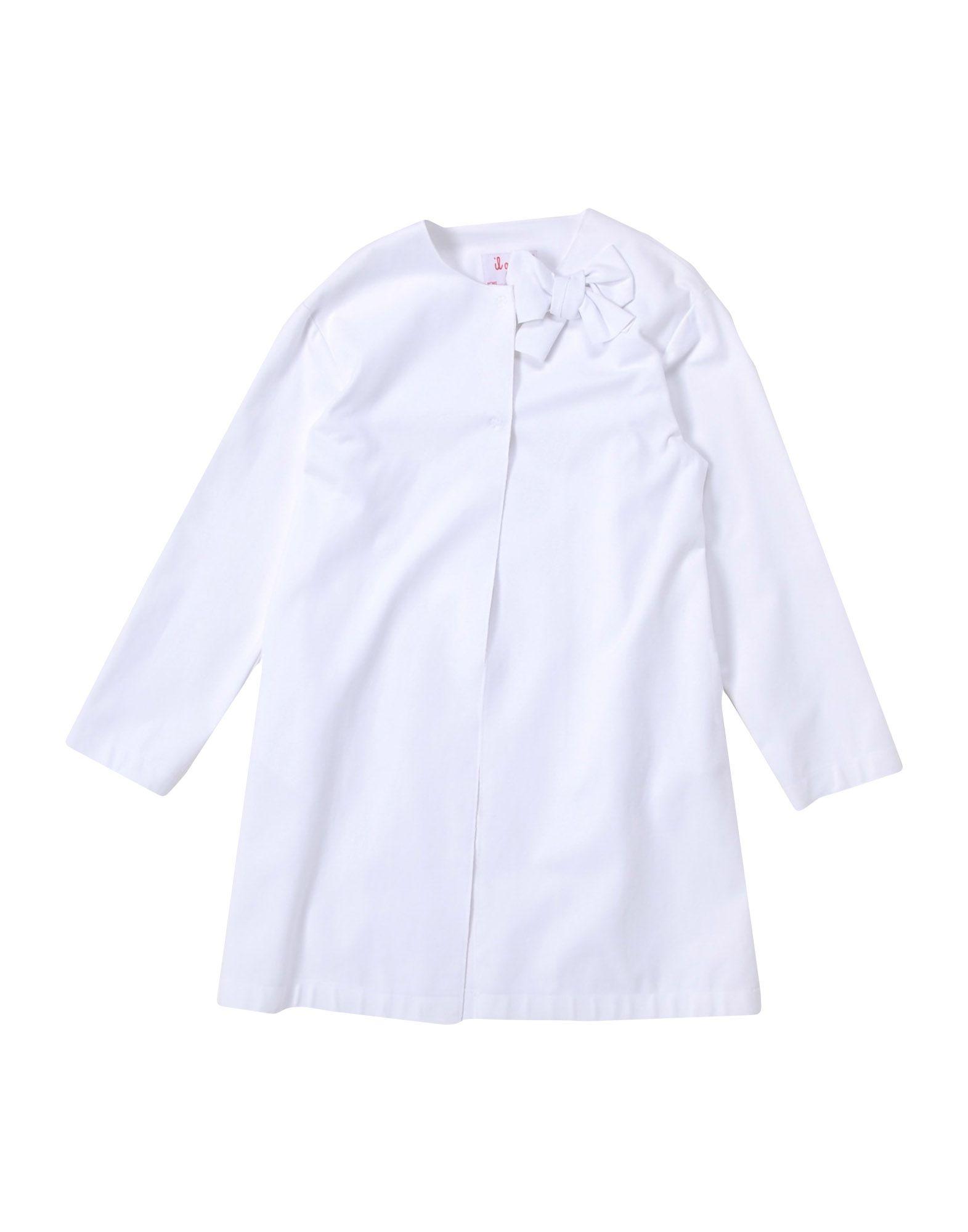 IL GUFO Легкое пальто футболка il gufo il gufo il003ebrho84