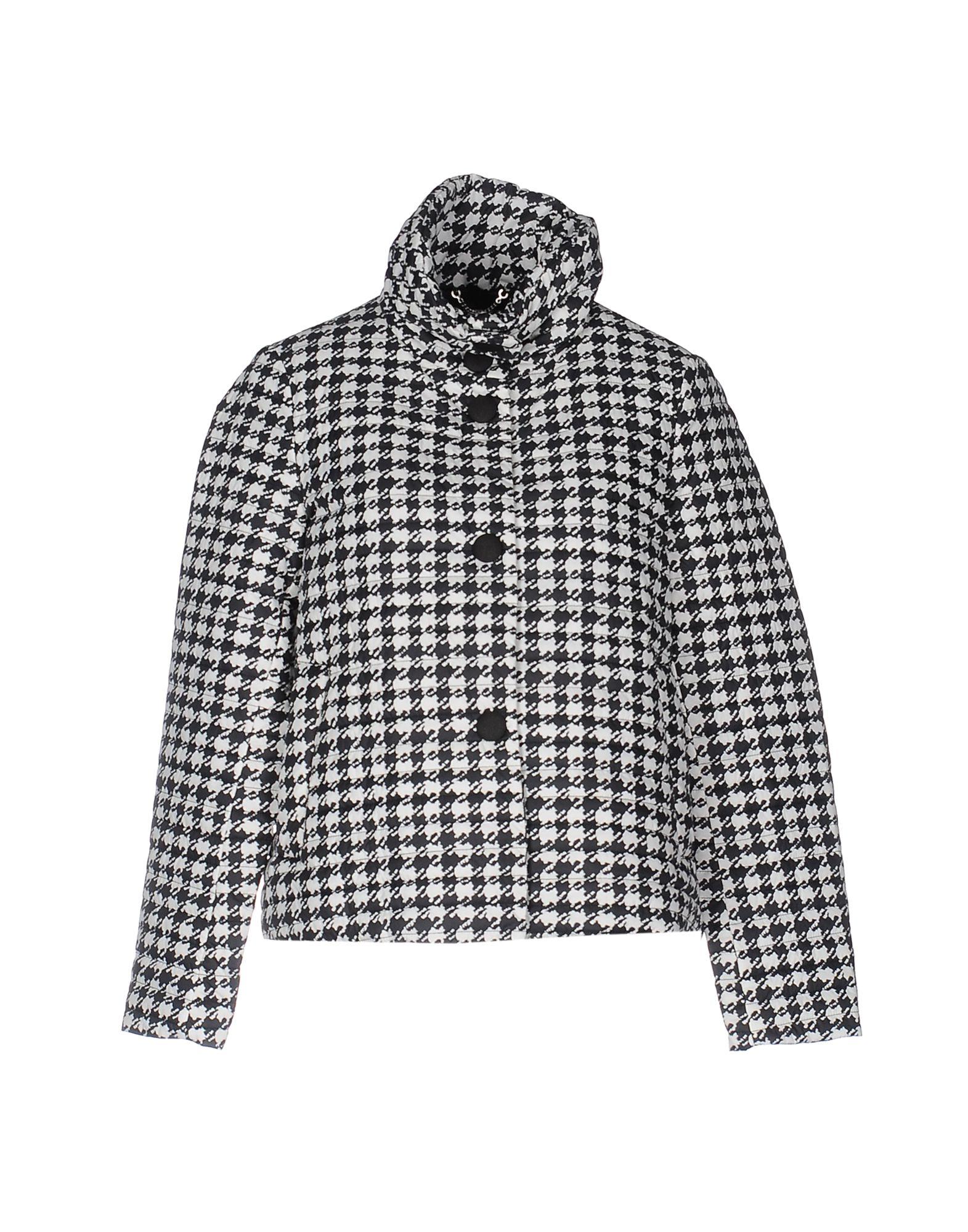 GEOX Куртка 12storeez дубленка с покрытием черный