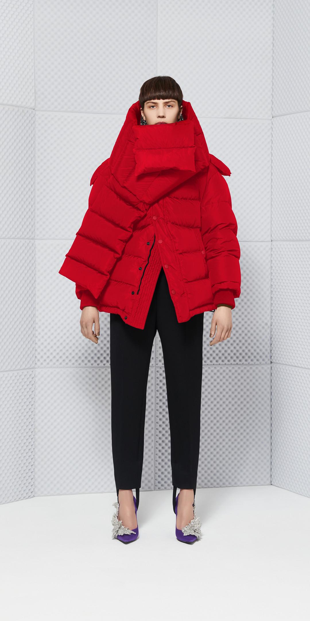 Swing Puffer Jacket