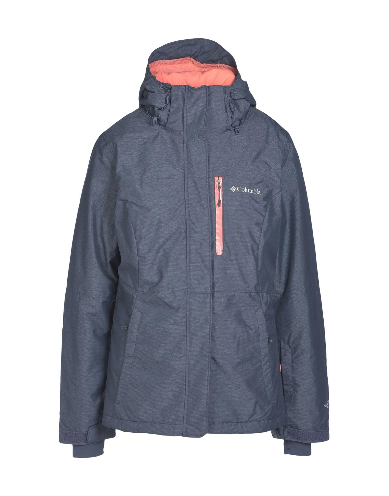 COLUMBIA Damen Jacke Farbe Dunkelblau Größe 5
