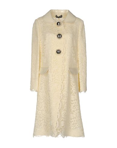 Легкое пальто DOLCE & GABBANA 41677864GU