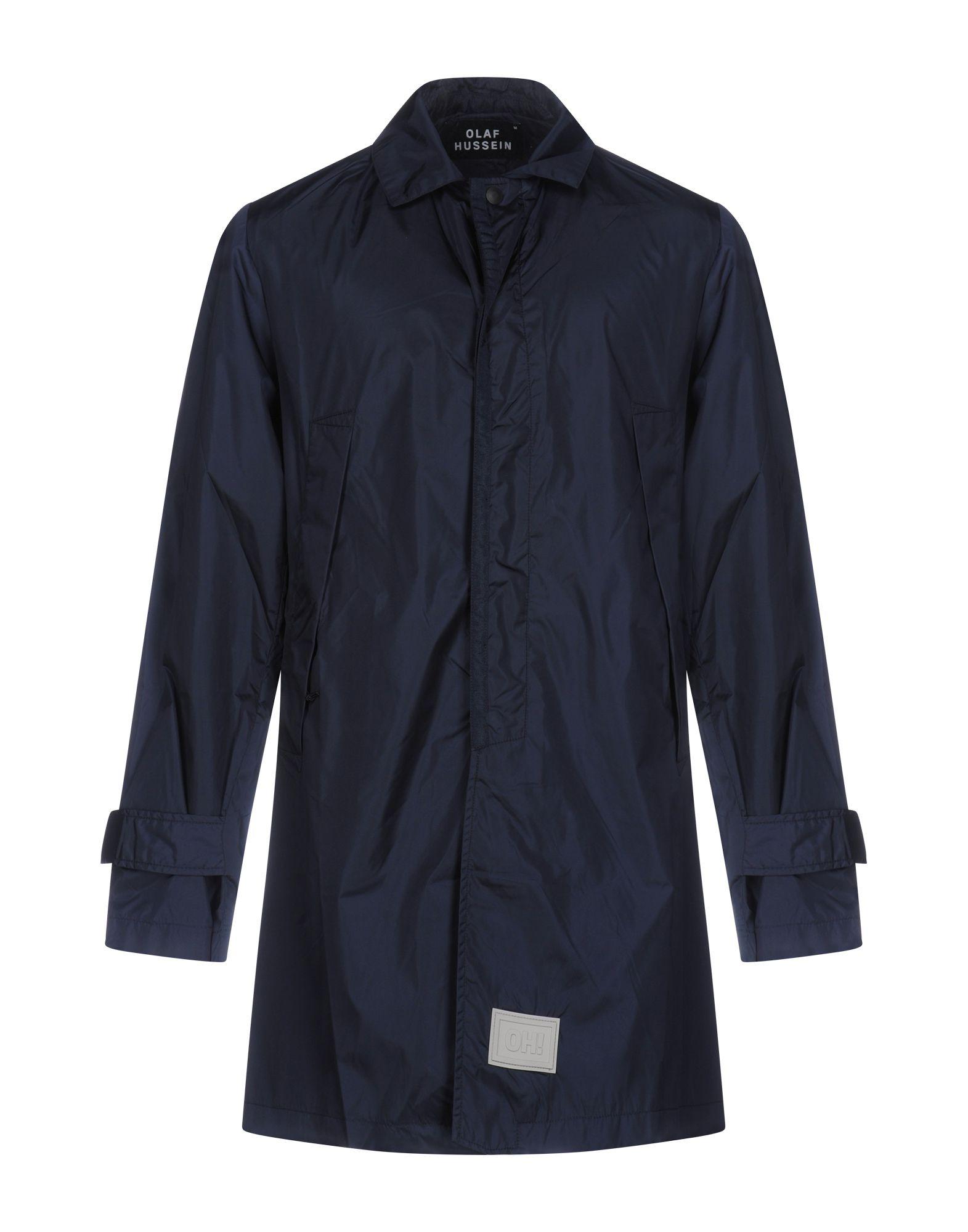 купить OLAF HUSSEIN Легкое пальто дешево
