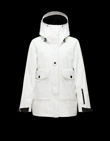 Moncler Overcoat D STEELE