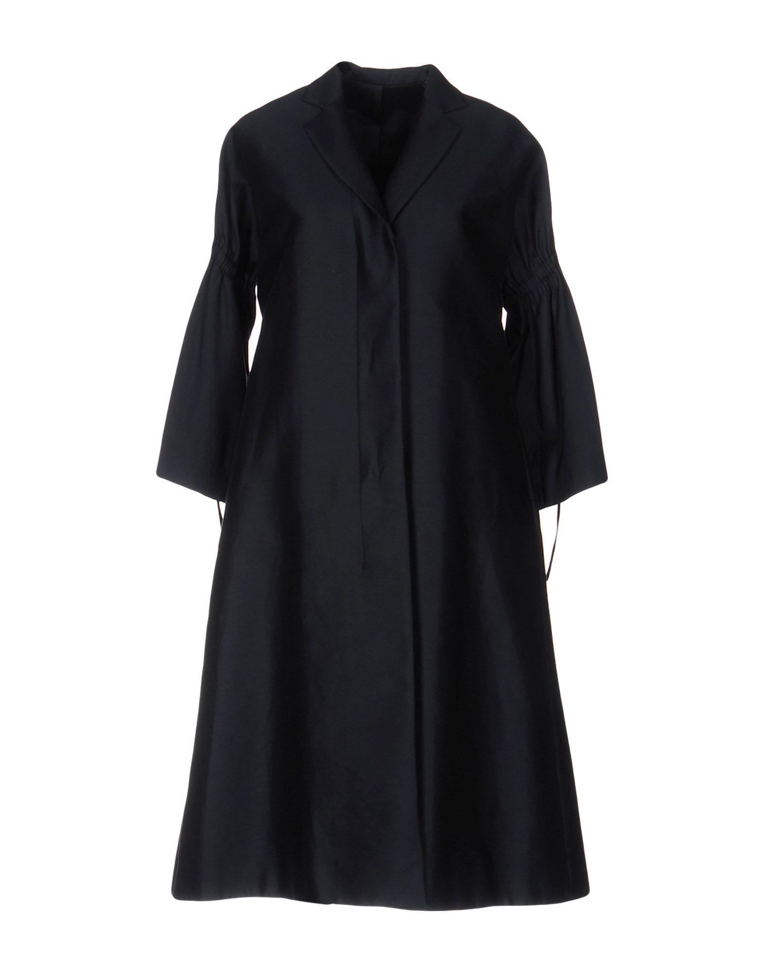 где купить  EUDON CHOI Легкое пальто  по лучшей цене