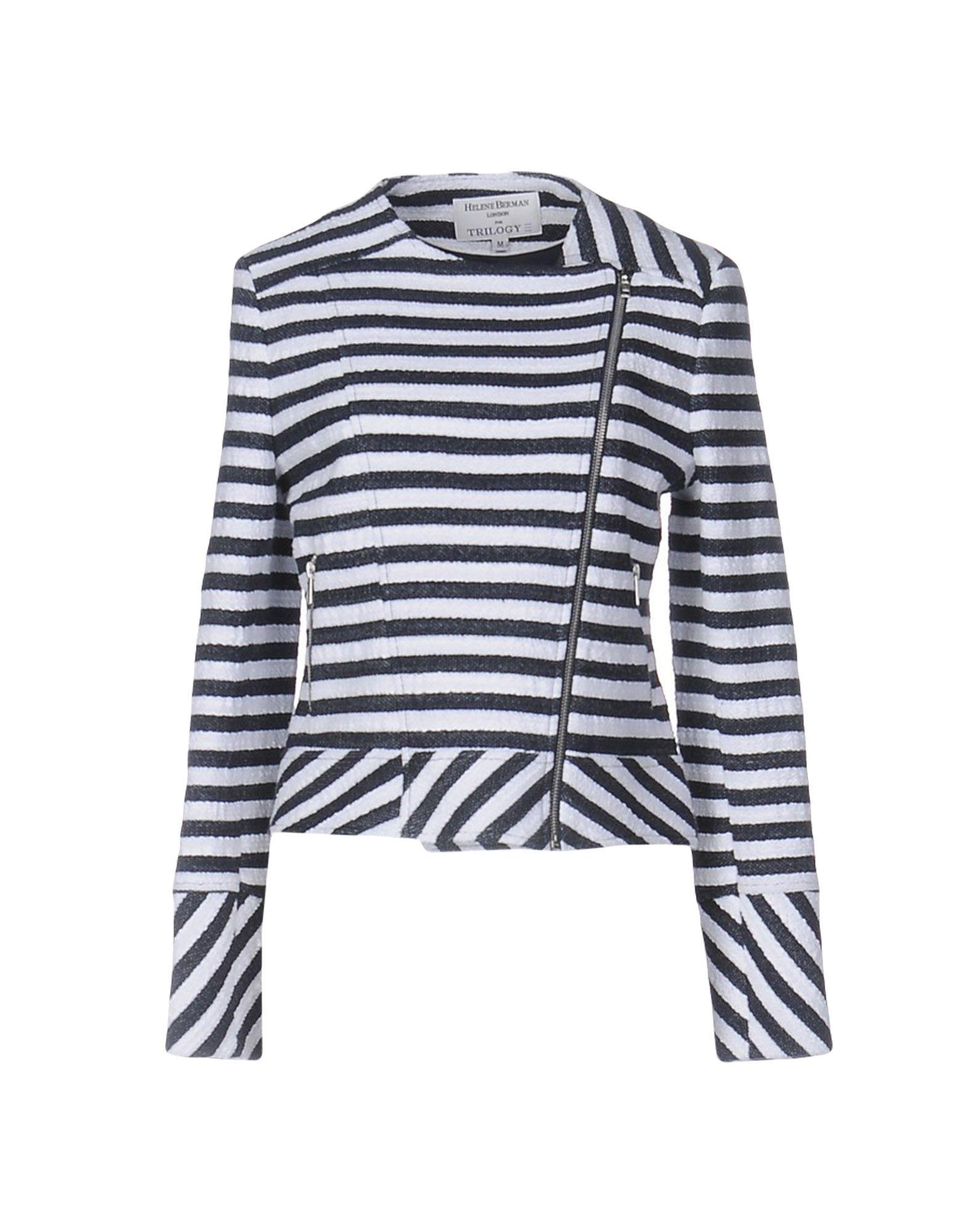 HELENE BERMAN for TRILOGY Куртка