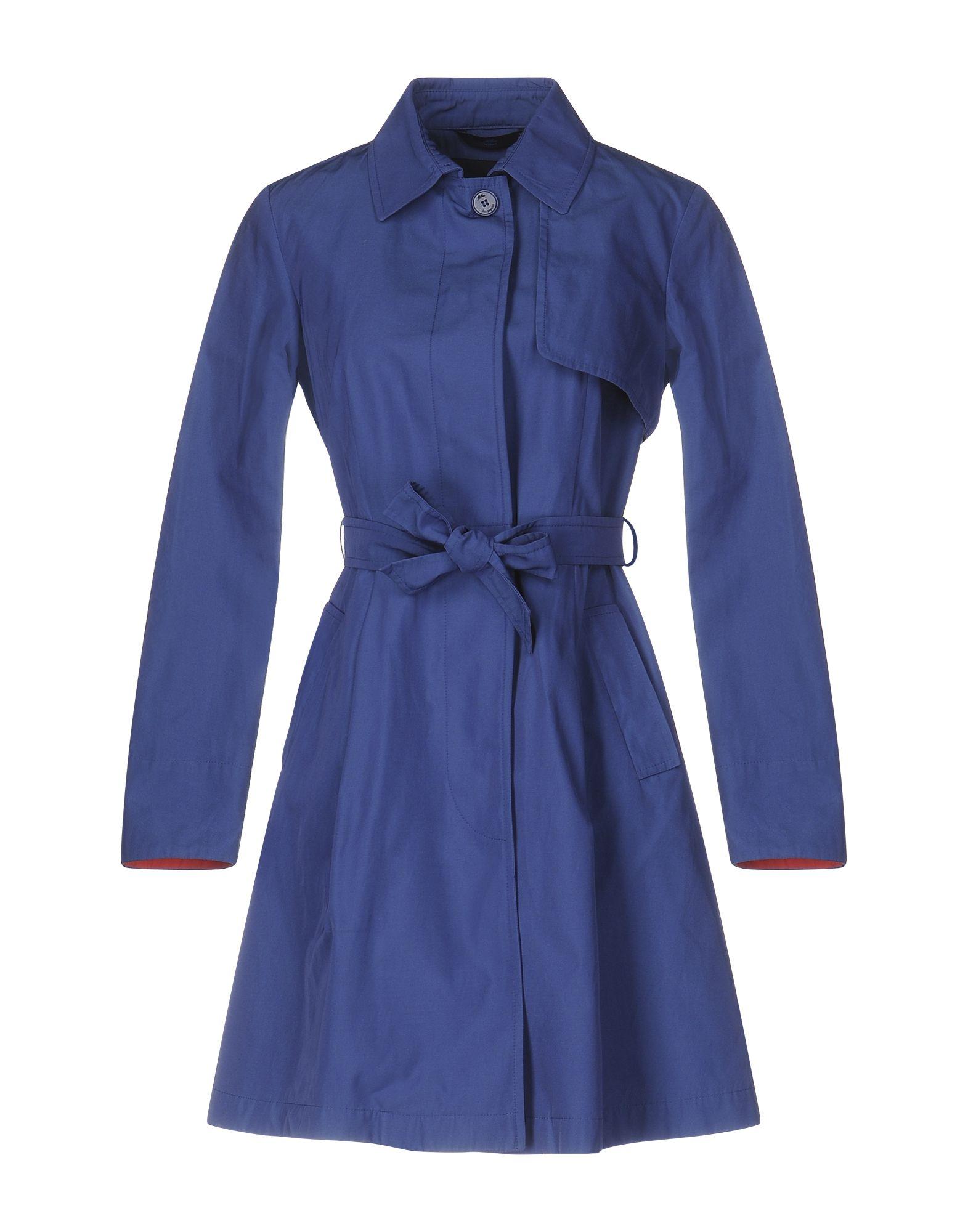 BLUE LES COPAINS Легкое пальто blue les copains пальто