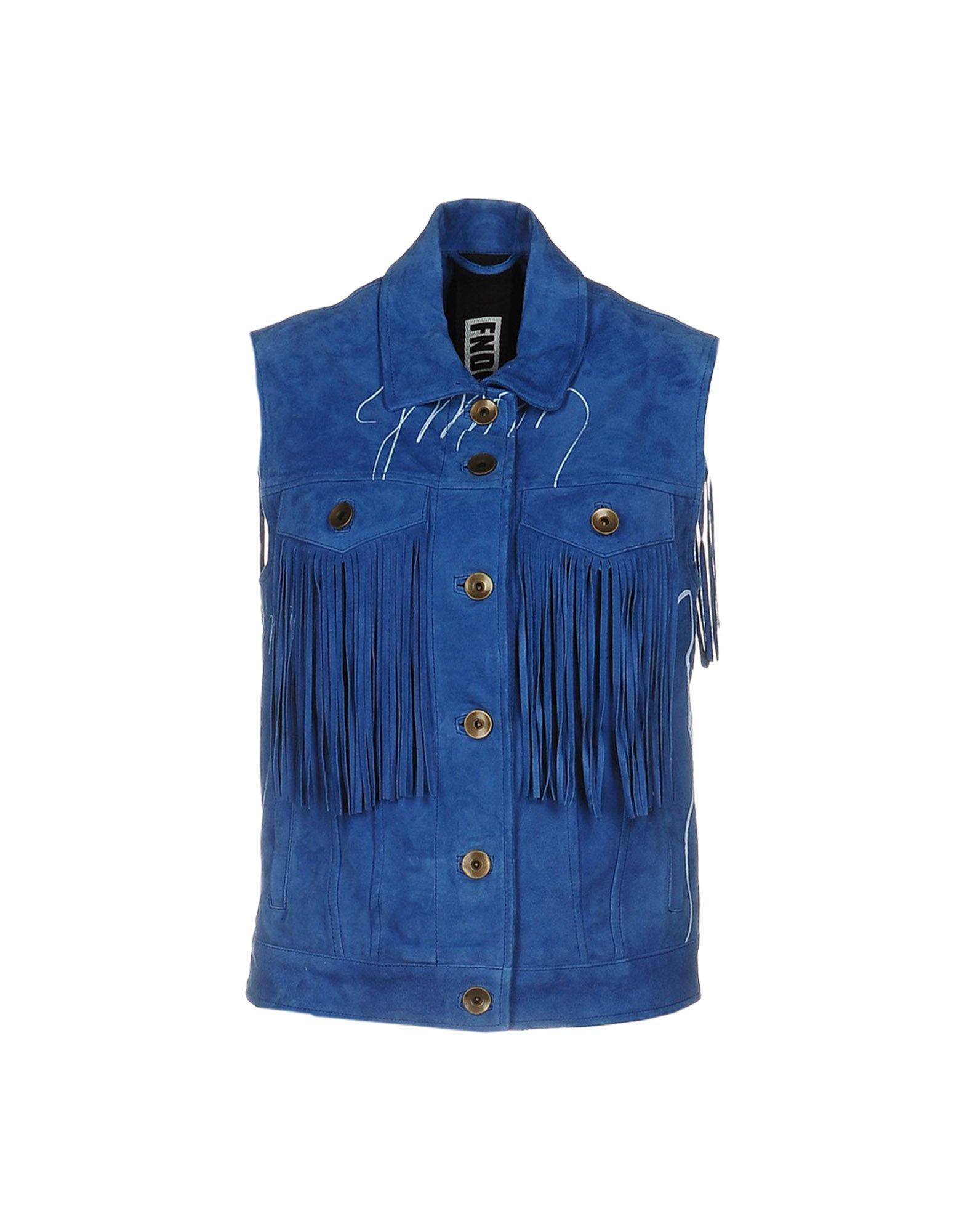 FNDH &Reg; Jackets in Pastel Blue