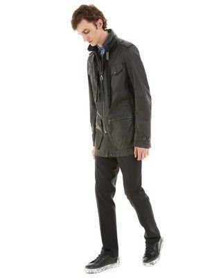 LANVIN LIGHTWEIGHT SAFARI JACKET Outerwear U e