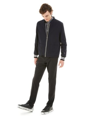 LANVIN RACING JACKET Outerwear U e