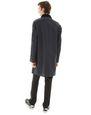 LANVIN Outerwear Man COAT WITH BRAID DETAILS f