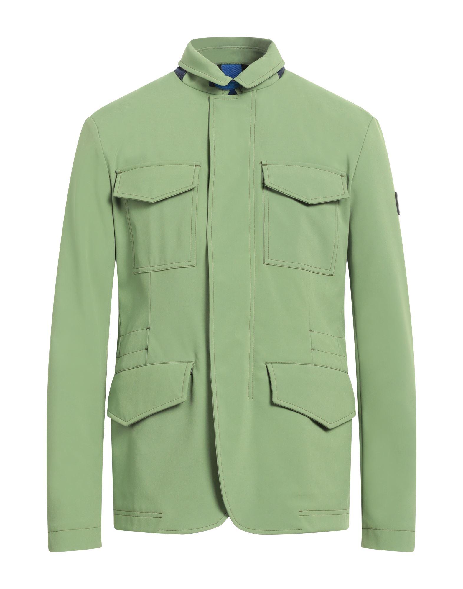 GEOSPIRIT Jackets in Green