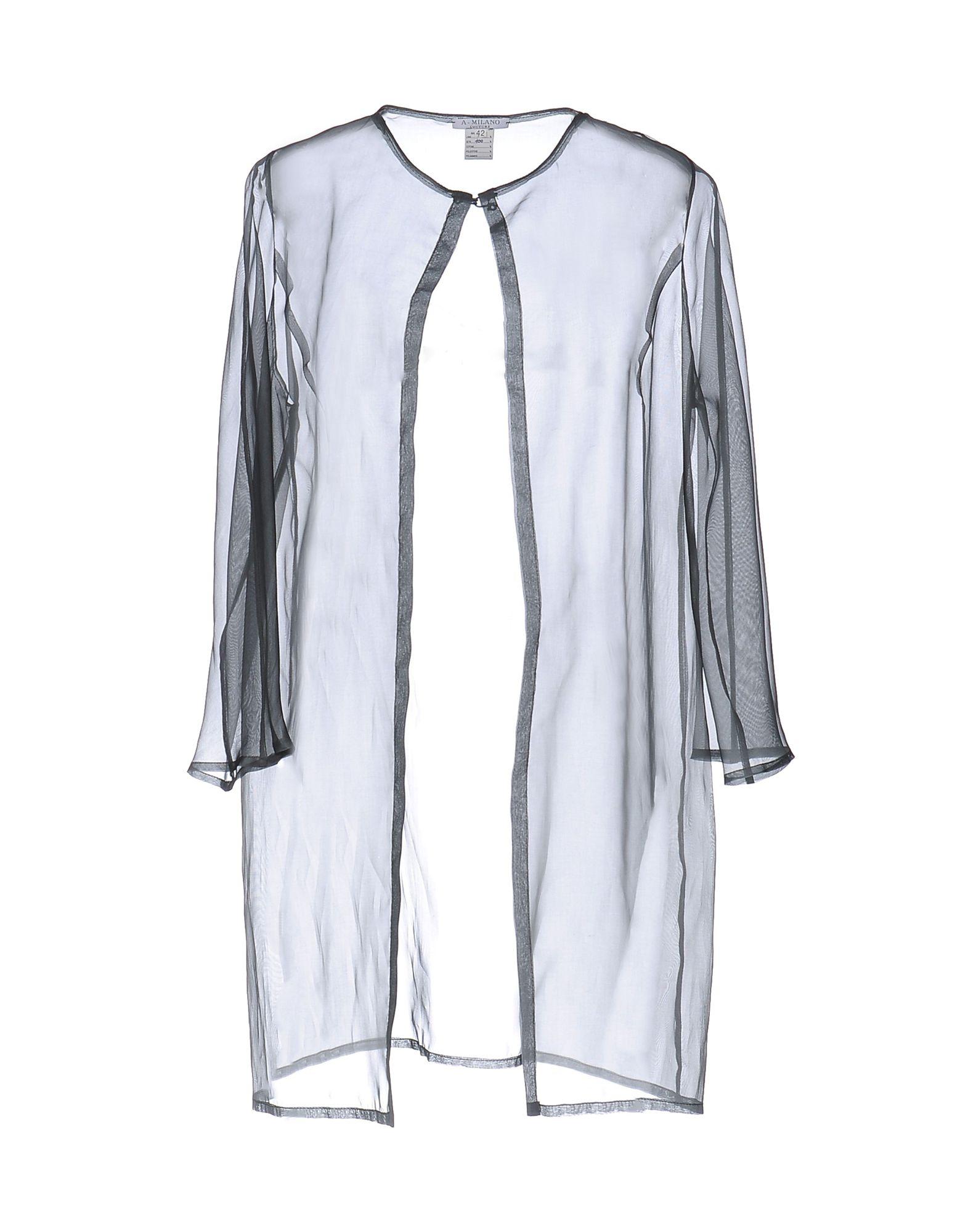 A-MILANO COUTURE Легкое пальто moschino couture легкое пальто