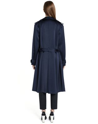 LANVIN SATIN COAT Outerwear D e