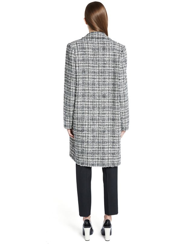 LANVIN TWEED COAT Outerwear D e