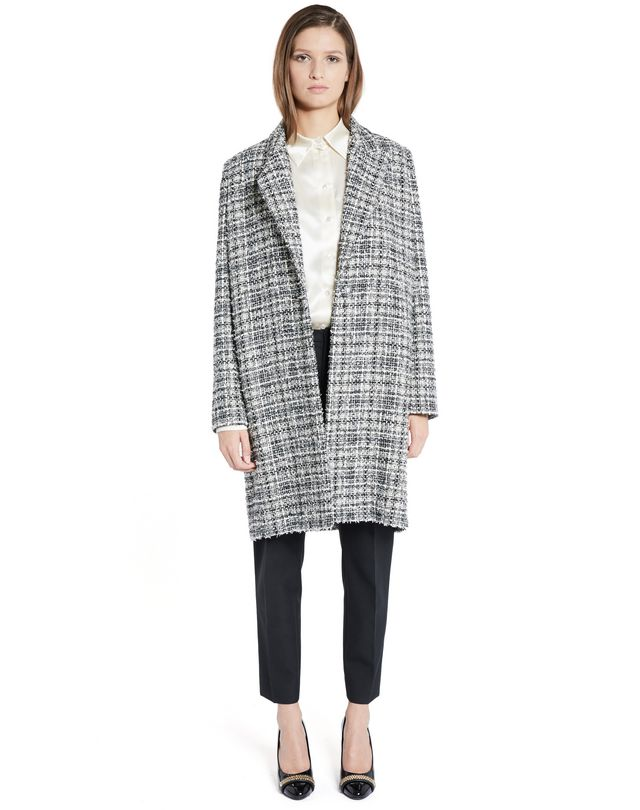 LANVIN TWEED COAT Outerwear D f