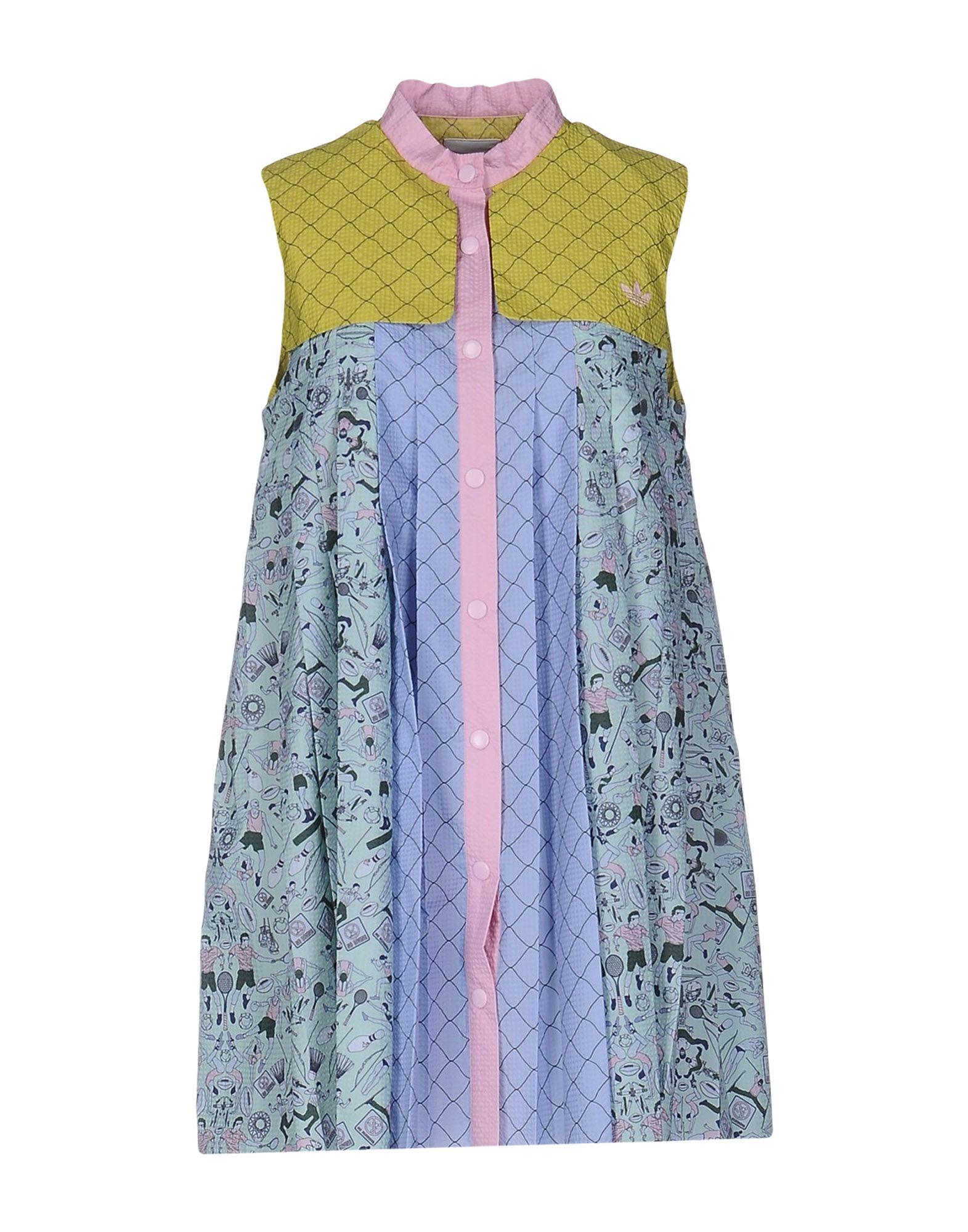ADIDAS x MARY KATRANTZOU Короткое платье цена 2017