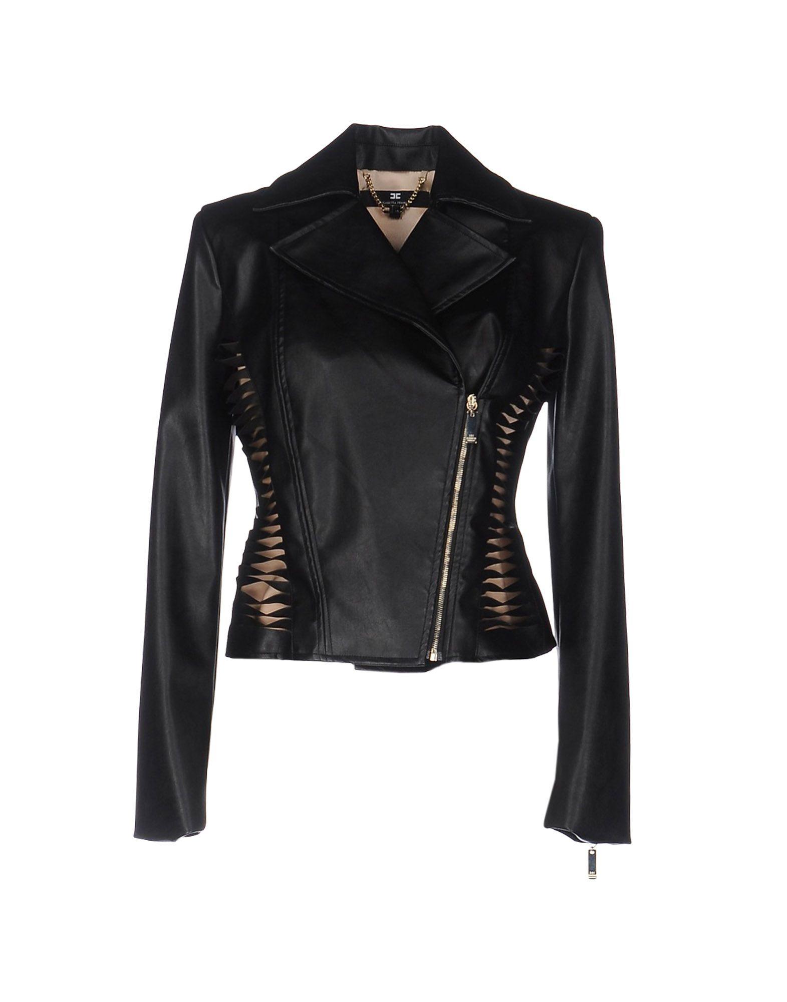 ELISABETTA FRANCHI Куртка куртка утепленная elisabetta franchi elisabetta franchi el037ewucw33