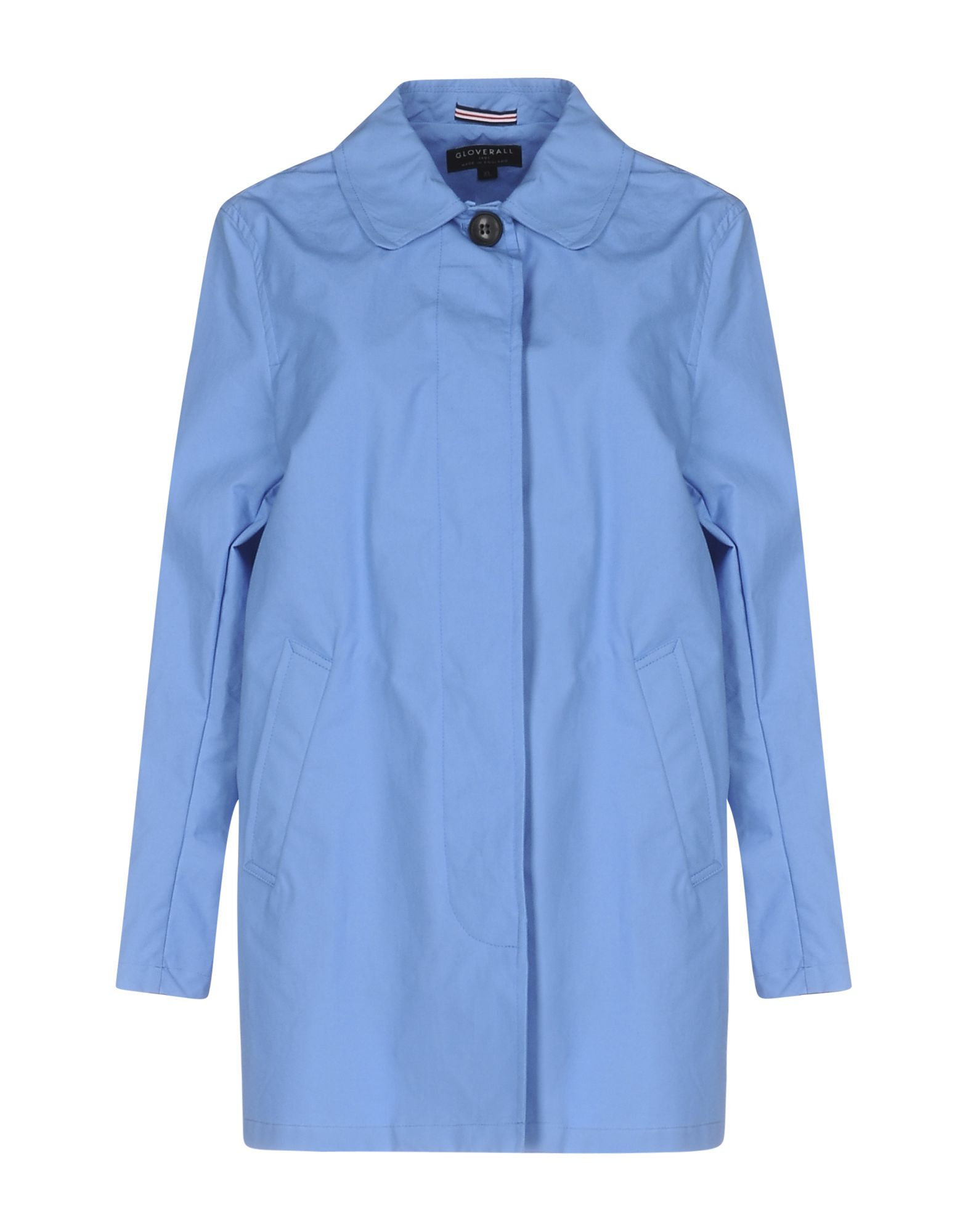 GLOVERALL Jacket in Azure