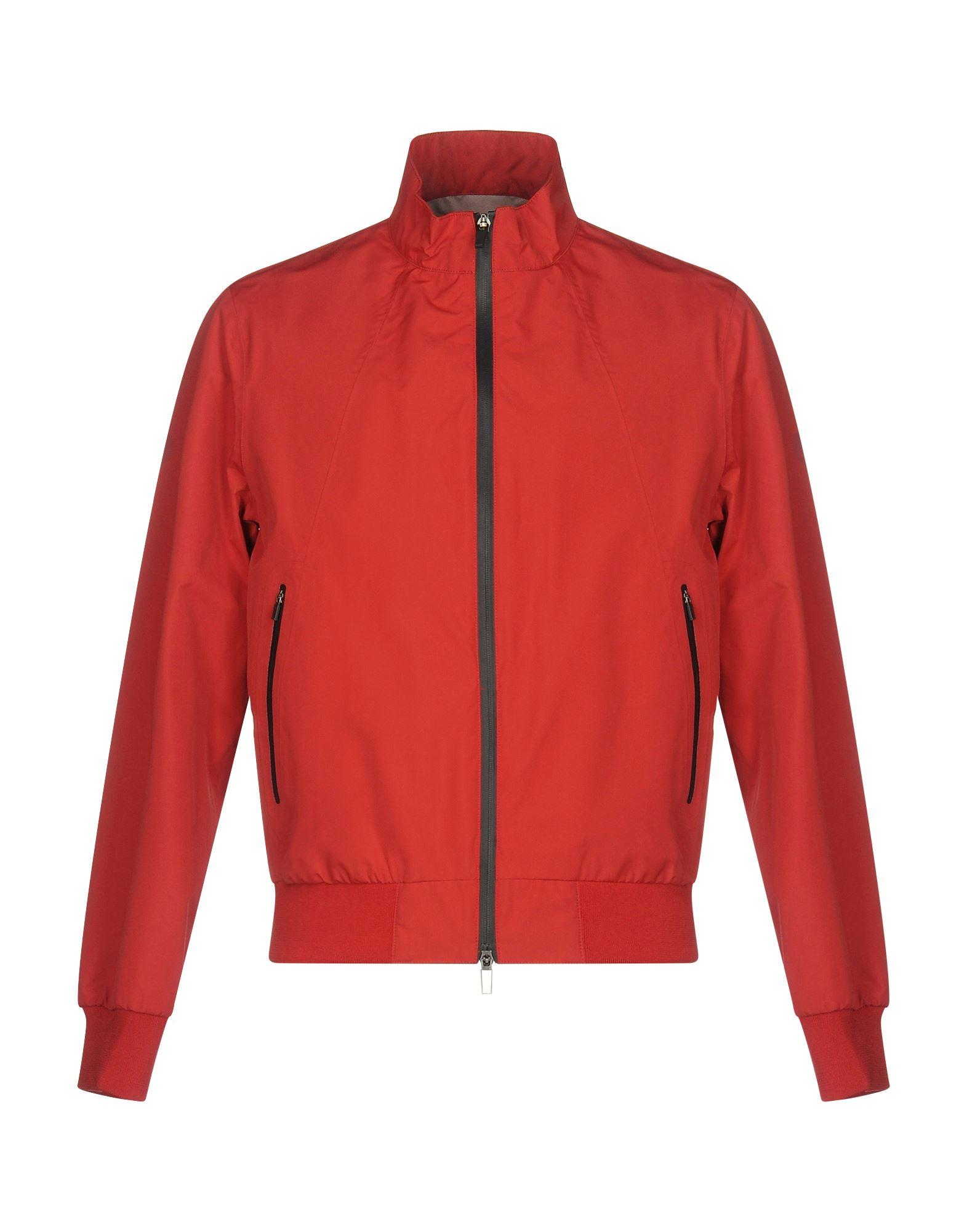 куртка для мальчика 18607 355 красный noble people PEOPLE OF SHIBUYA Куртка