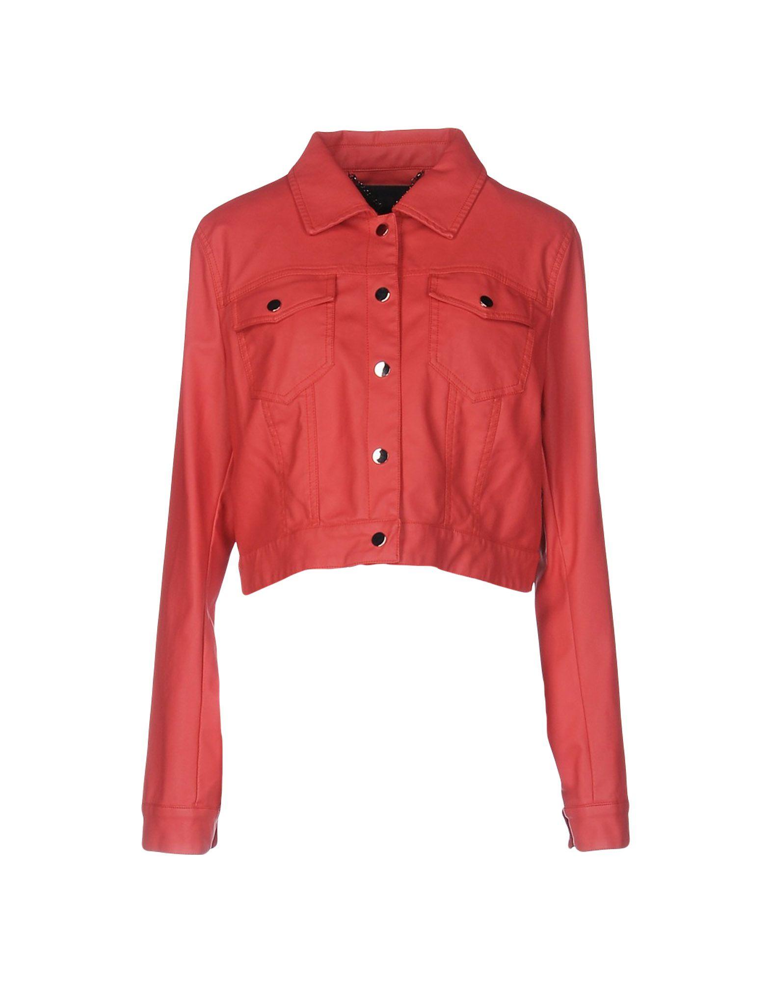 KORALLINE Damen Jacke Farbe Koralle Größe 6