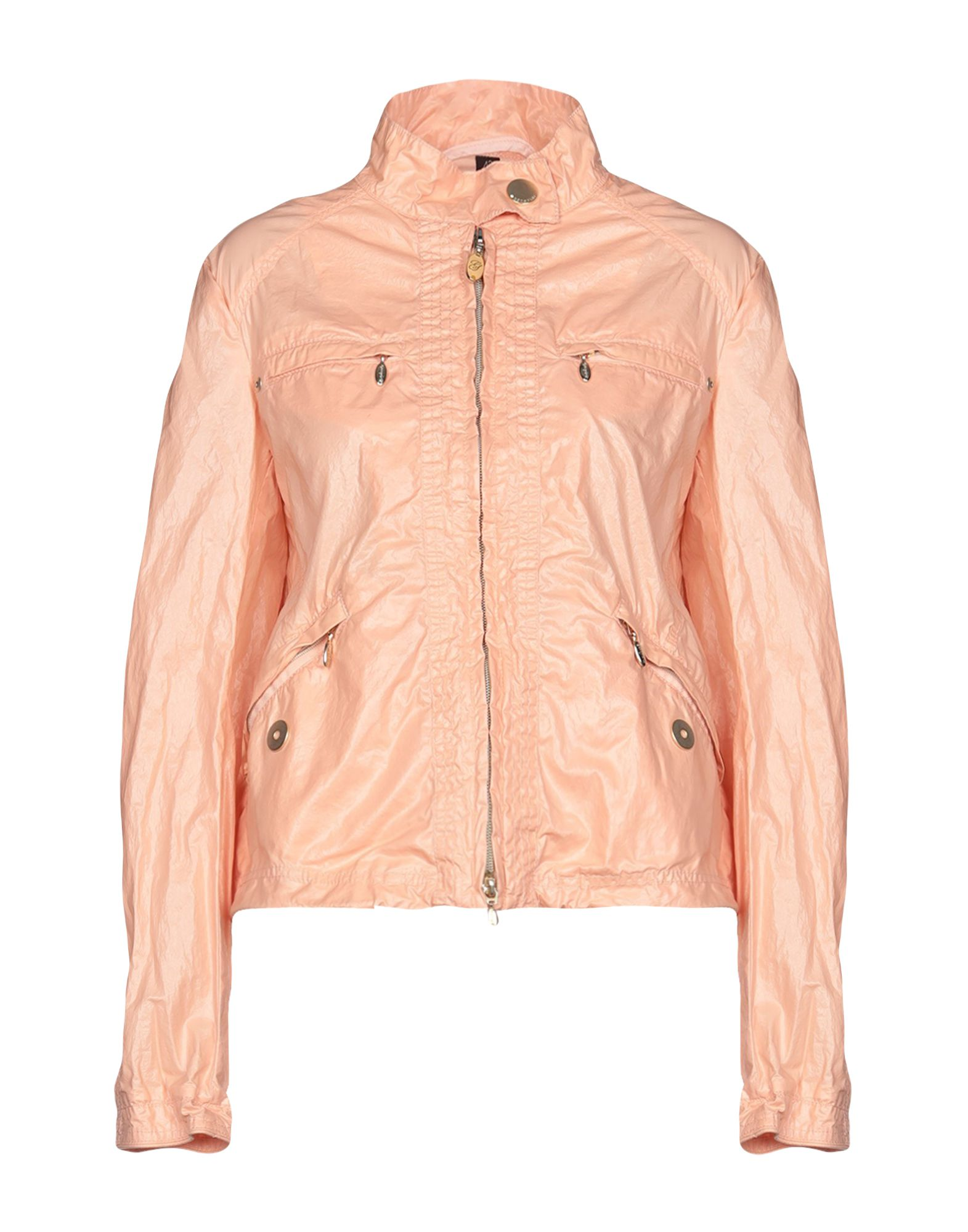 GEOSPIRIT Jackets in Salmon Pink