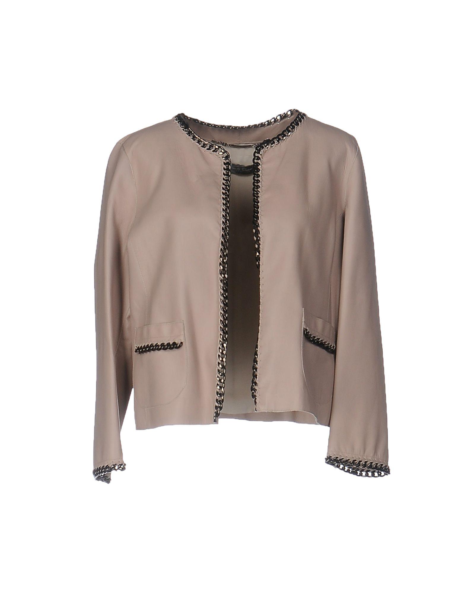 VIA | CORSI Damen Jackett Farbe Taubengrau Größe 6 jetztbilligerkaufen