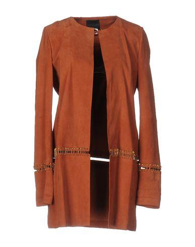 Легкое пальто HOTEL PARTICULIER 41684500JI