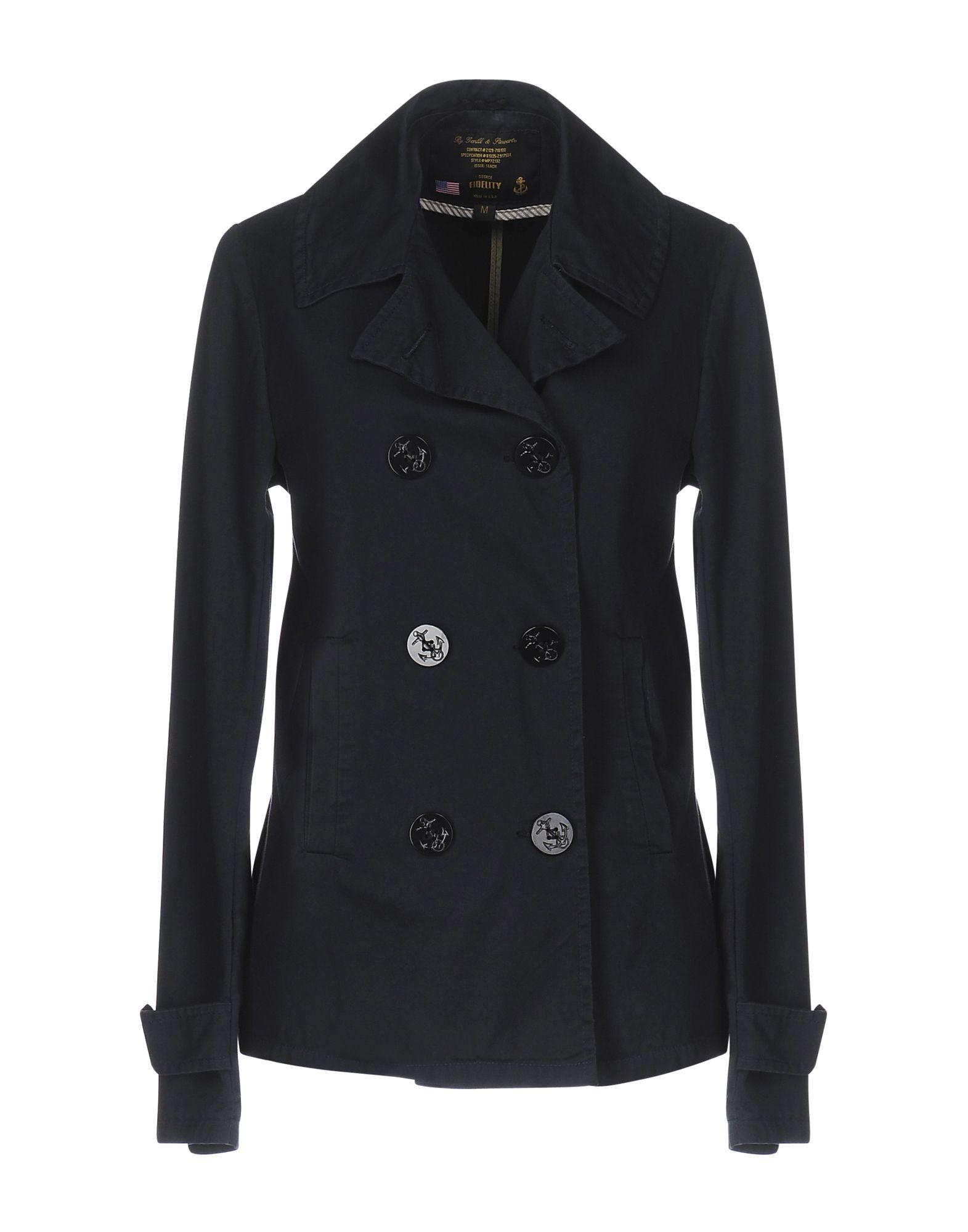 FIDELITY by GERALD & STEWART Damen Jacke Farbe Dunkelblau Größe 6 jetztbilligerkaufen