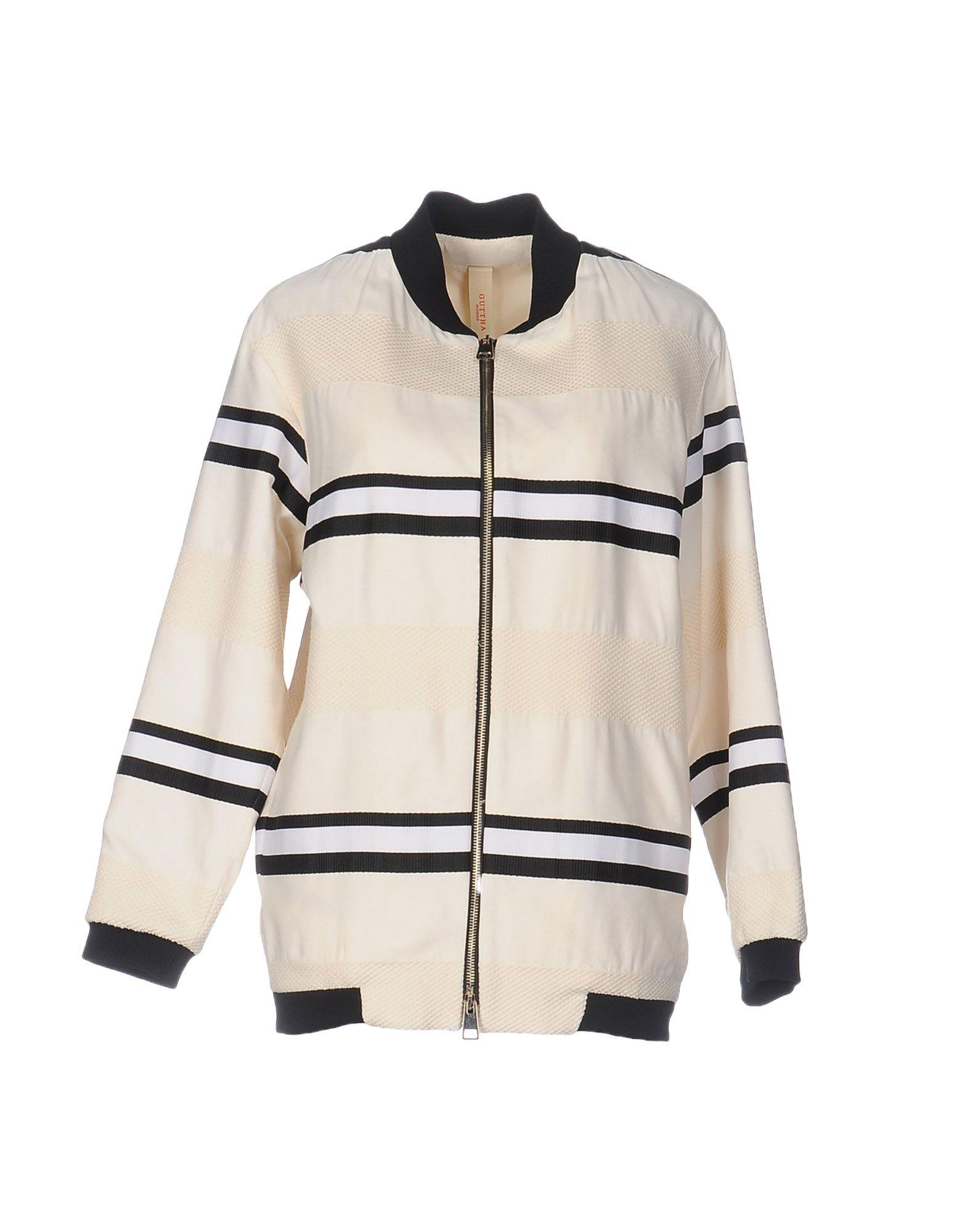 GUTTHA Damen Jacke Farbe Elfenbein Größe 5 jetztbilligerkaufen