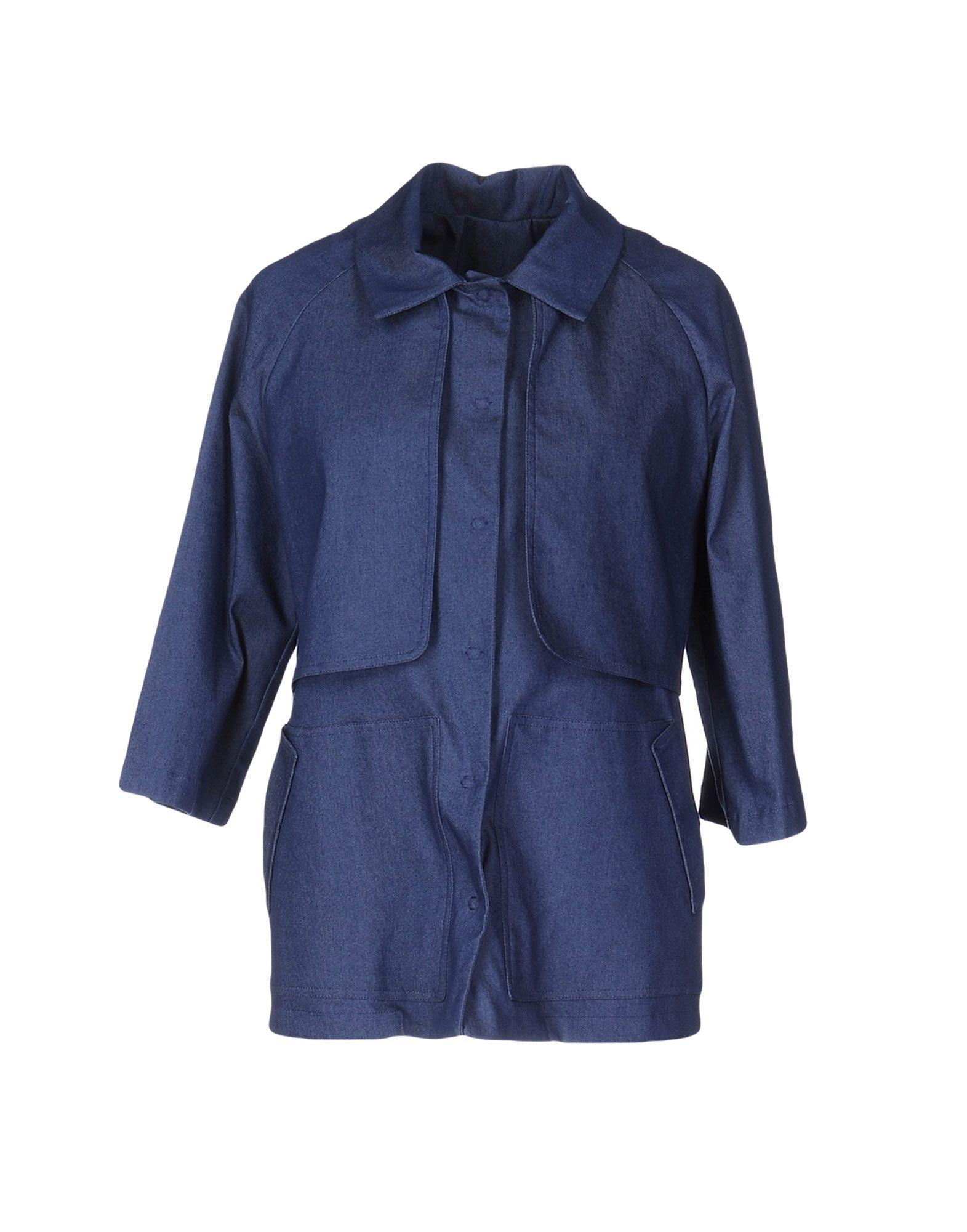 GUTTHA Damen Jackett Farbe Blau Größe 4 jetztbilligerkaufen