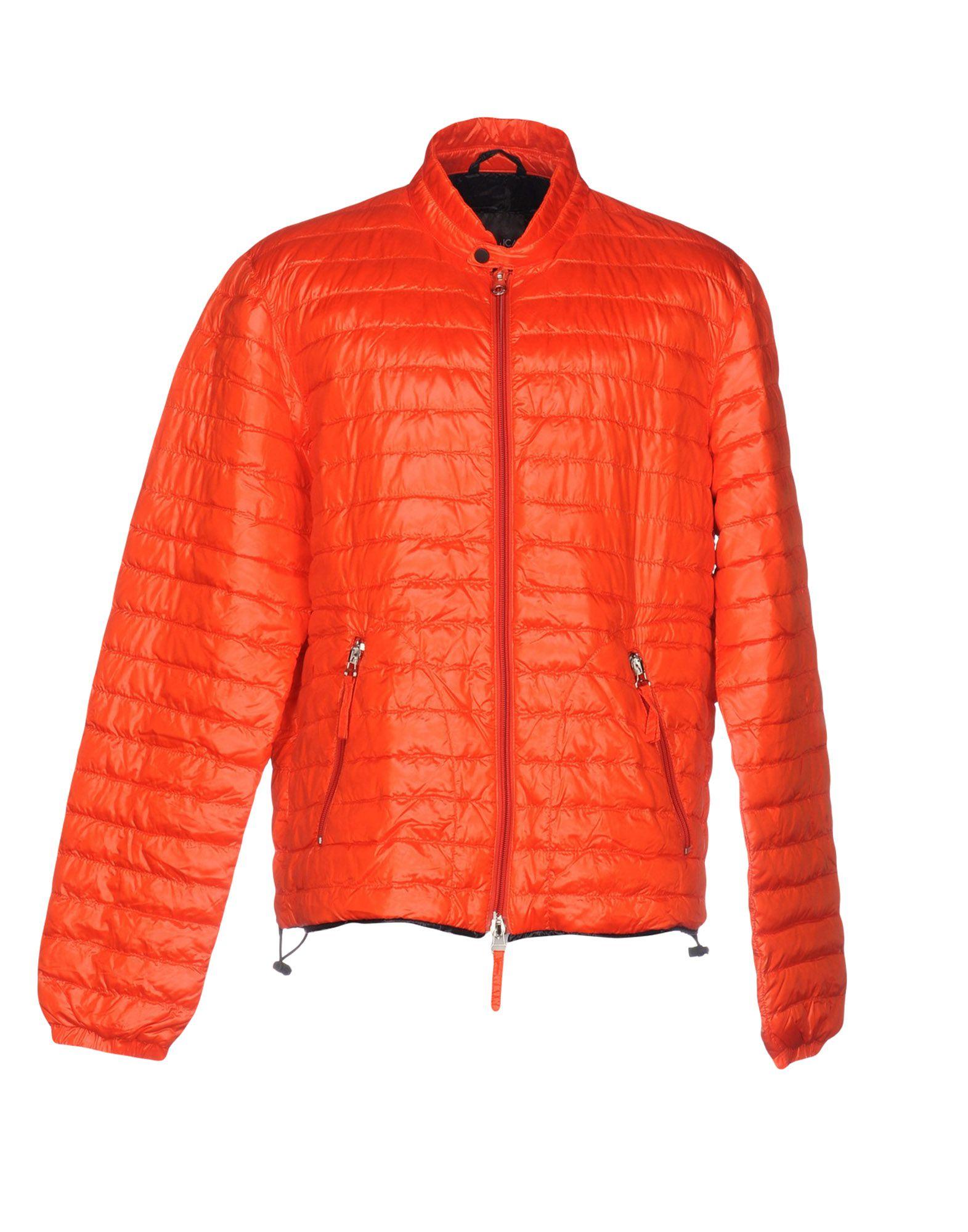 DUVETICA Herren Steppjacke Farbe Orange Größe 6 jetztbilligerkaufen