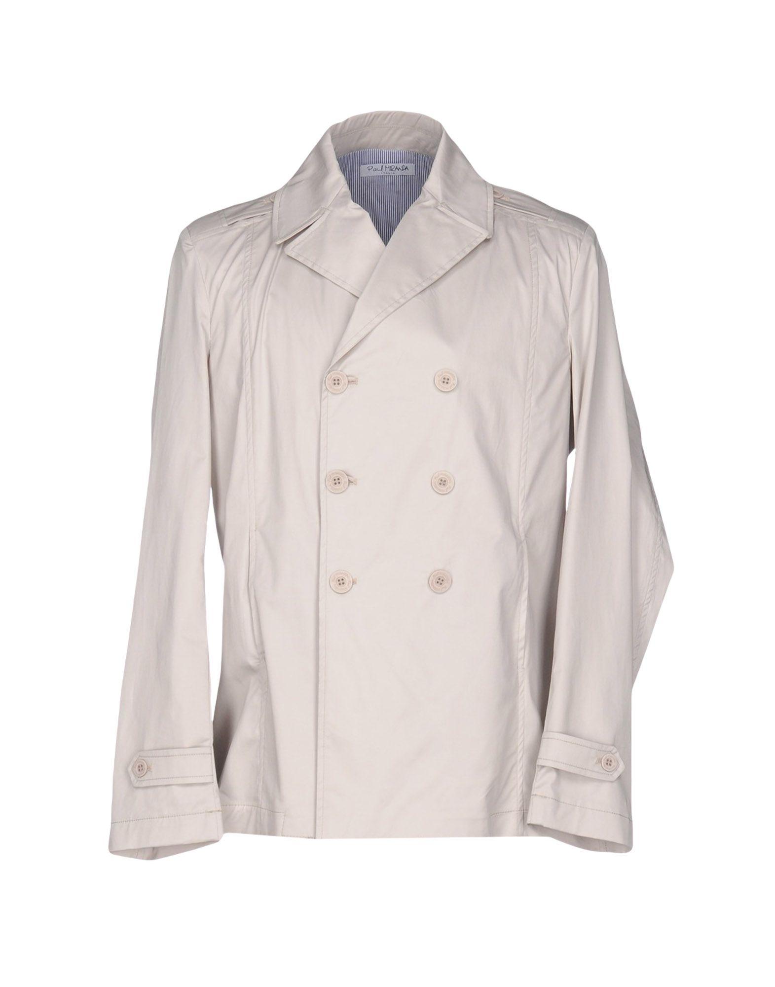 цена PAUL MIRANDA Легкое пальто онлайн в 2017 году