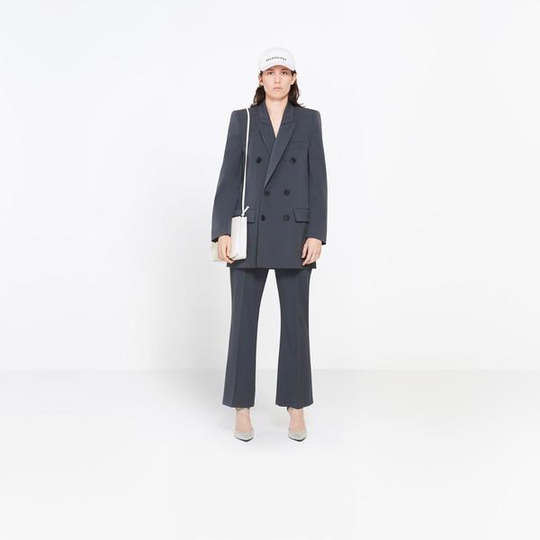 Couture Shoulders Blazer