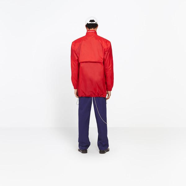 BALENCIAGA Jacket U Boxy Windbreaker Coat h