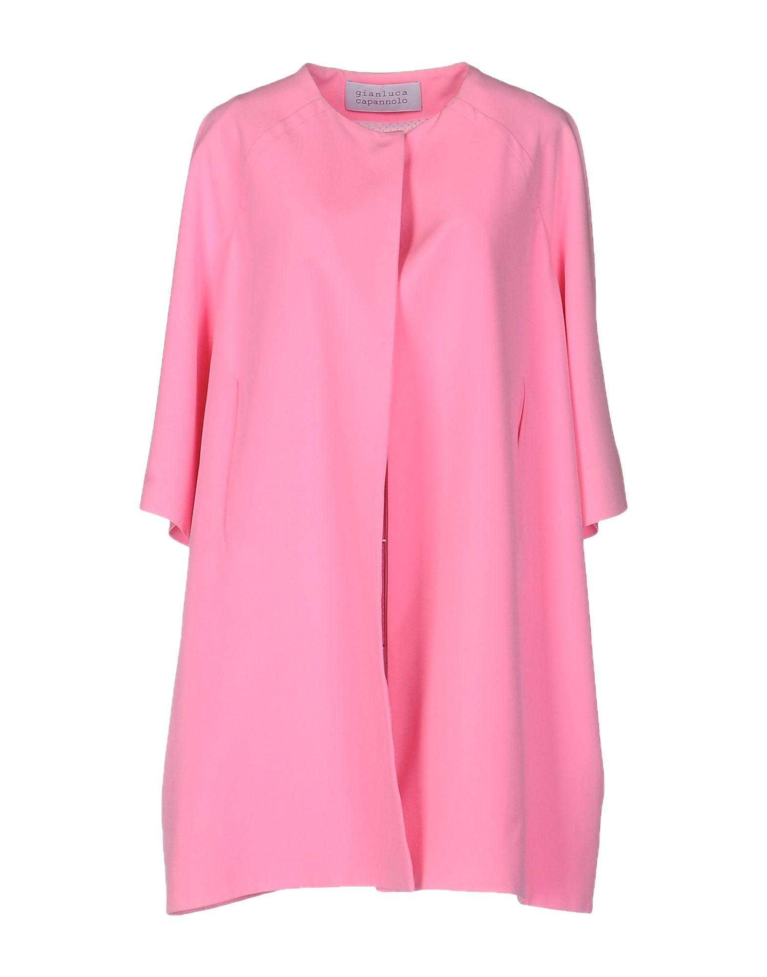 цены на GIANLUCA CAPANNOLO Легкое пальто в интернет-магазинах