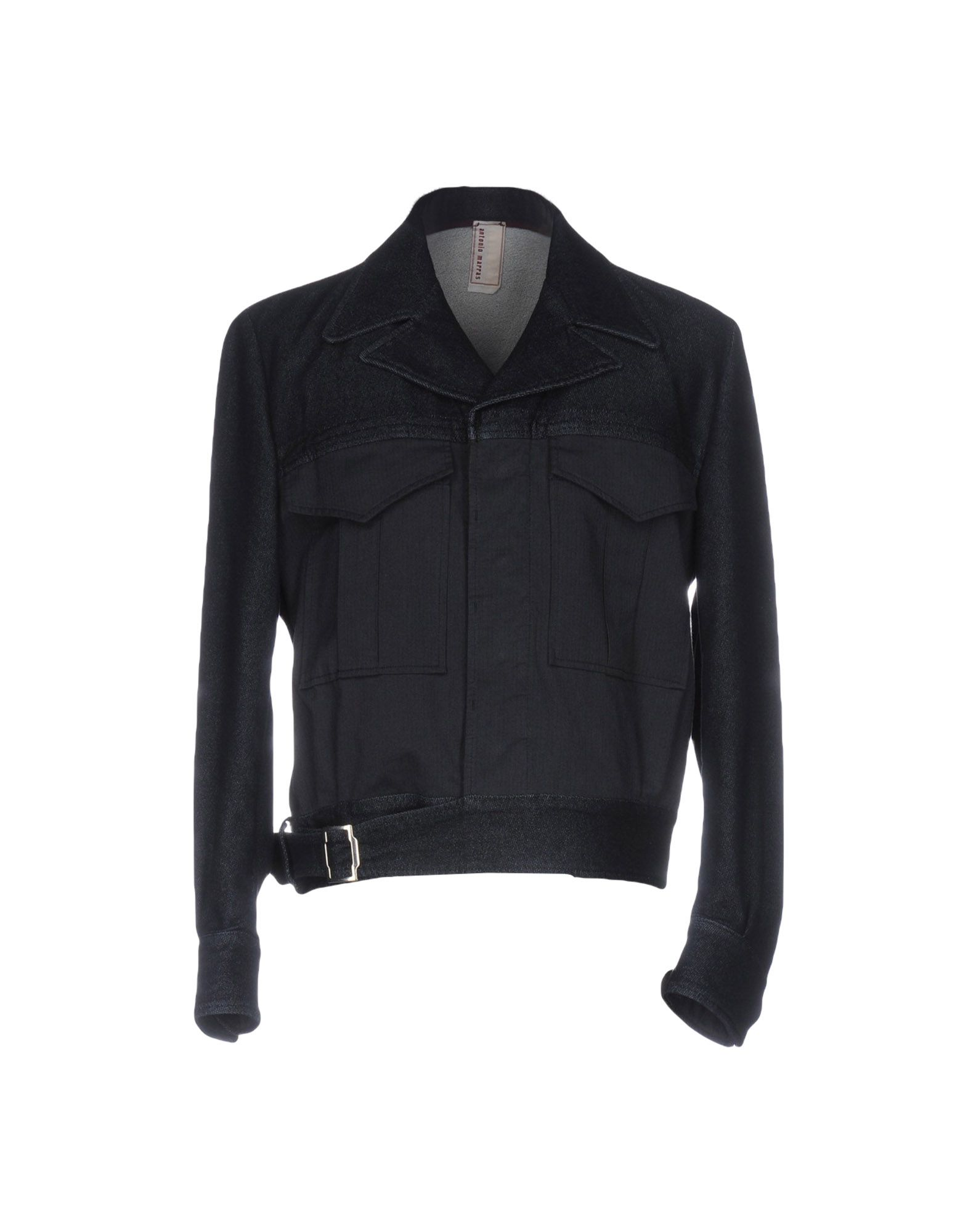 ANTONIO MARRAS Куртка antonio marras джинсовая рубашка