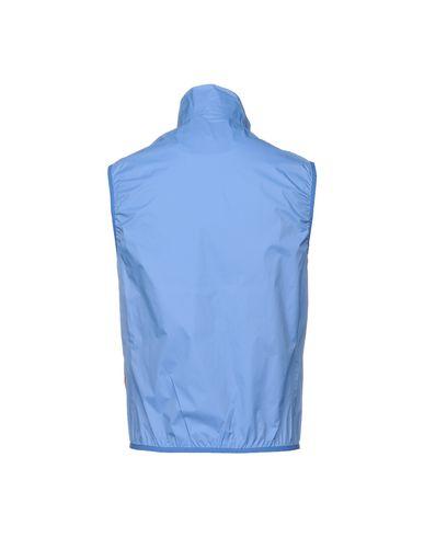 Фото 2 - Мужскую куртку SAVE THE DUCK лазурного цвета