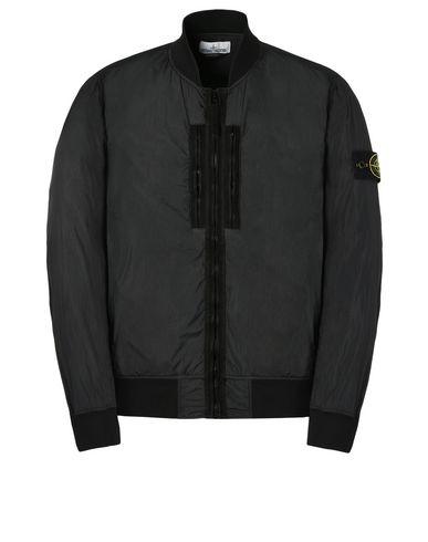 STONE ISLAND Jacket 40436 GARMENT DYED CRINKLE REPS NY