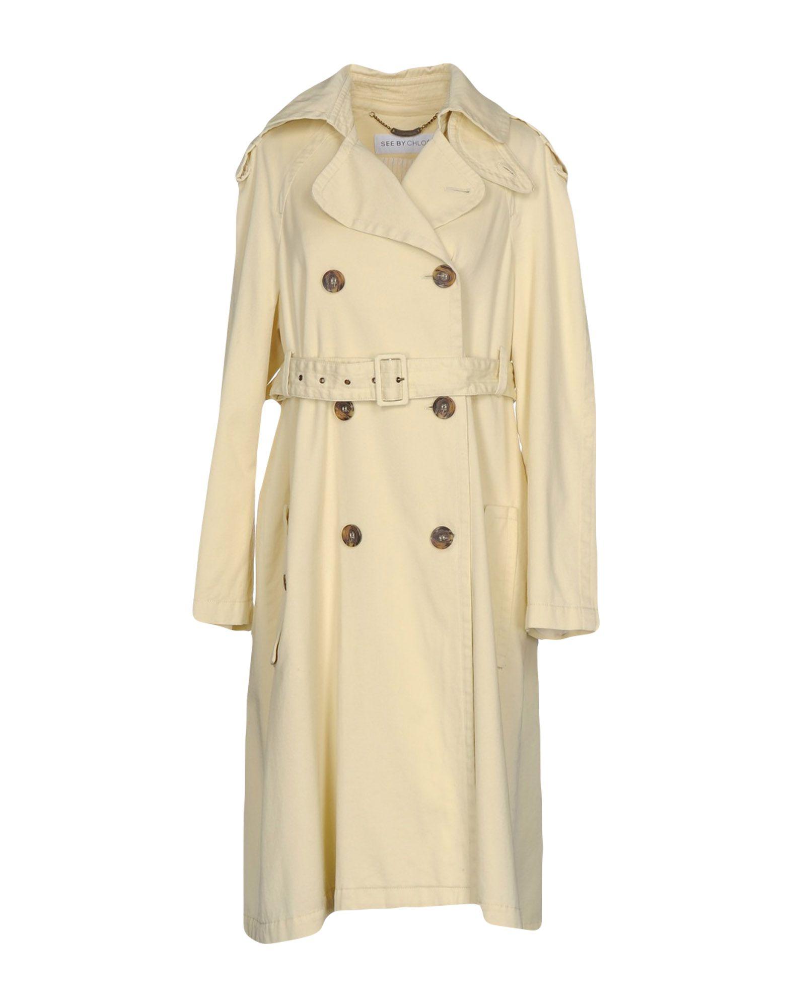 SEE BY CHLOÉ Легкое пальто