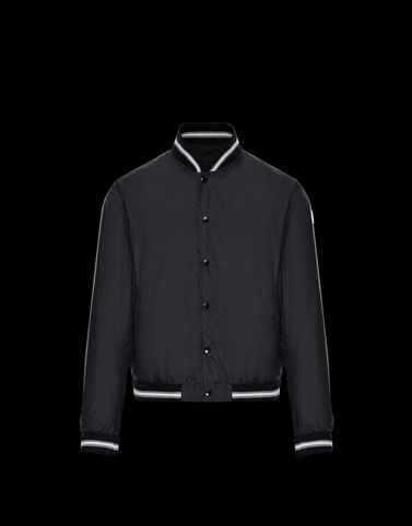 MONCLER DUBOST - Bomber Jacket - men