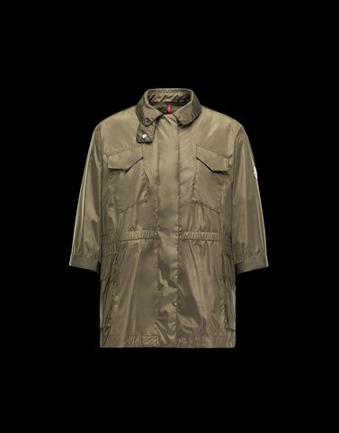 Moncler Overcoat D TATIN