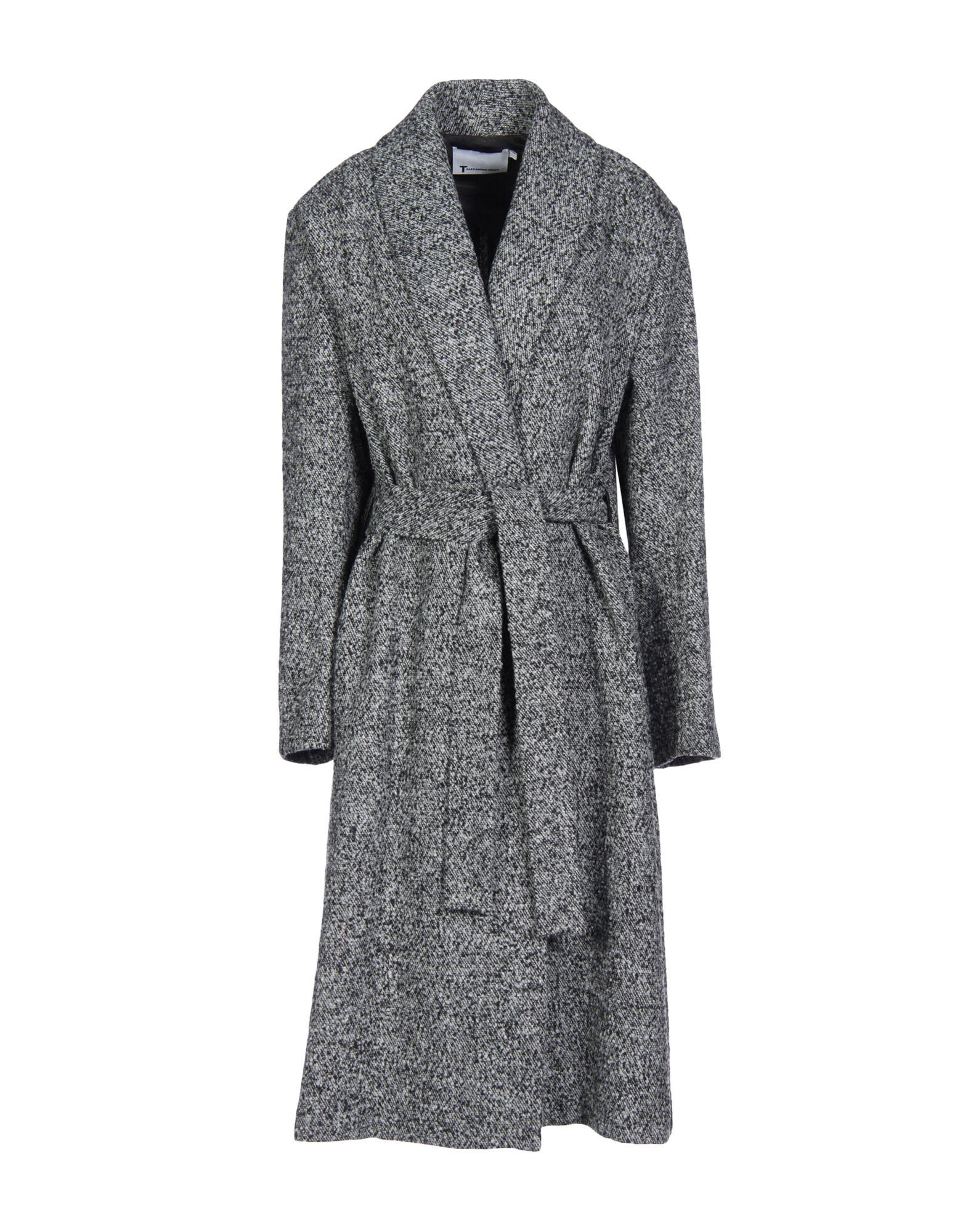 T by ALEXANDER WANG Пальто 57 t пальто