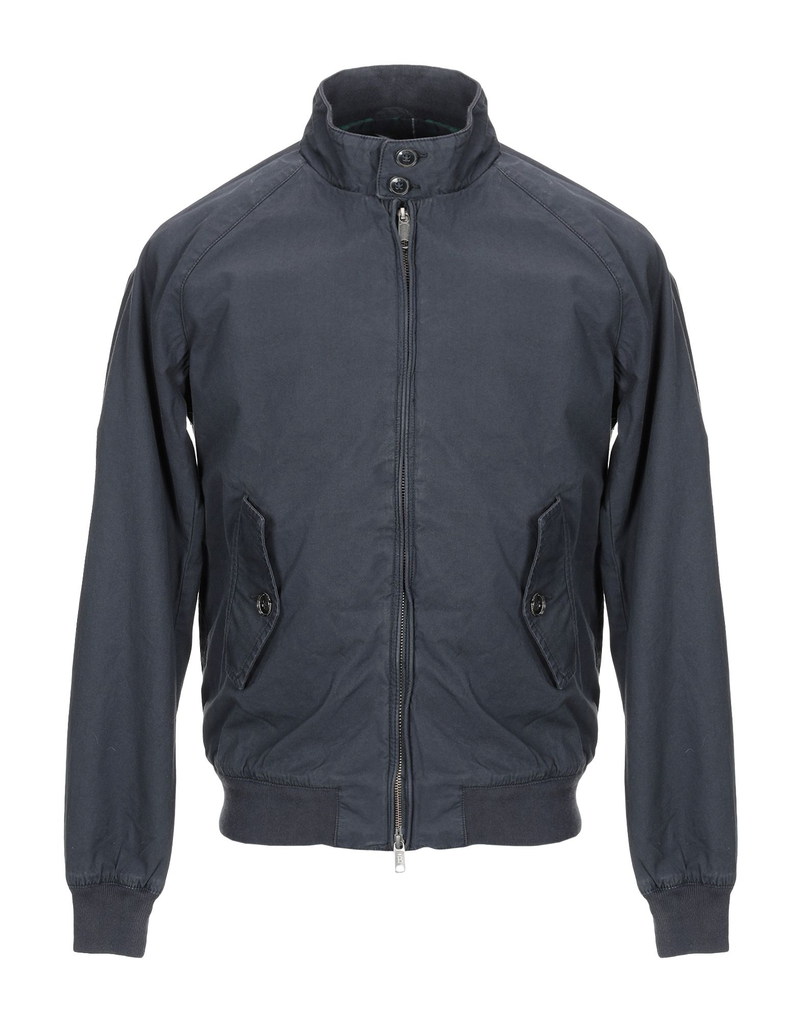 BARACUTA Jackets in Dark Blue