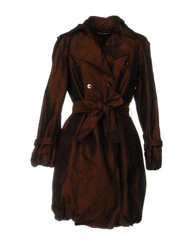 Легкое пальто DOLCE & GABBANA 41689851KF