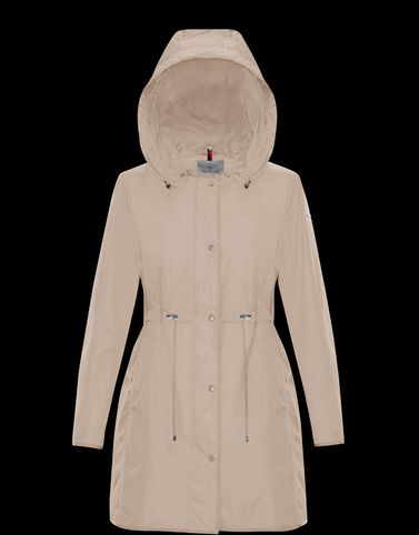 MONCLER ANTHEMIS - Impermeabili - donna